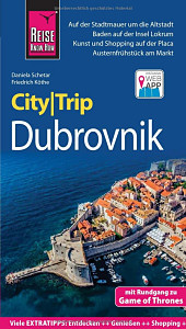 "Reise Know-How Citytrip ""Dubrovnik"""